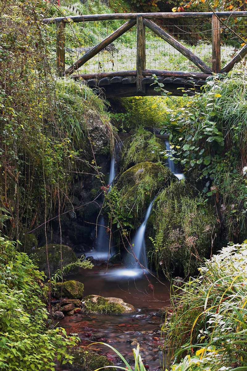 Puente en Lloreo (Fot. Cheluis - AF Semeya)