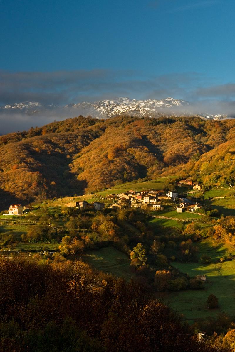 Vista a la aldea de Vil.lar (Fot. Carlos Salvo - AF Semeya)