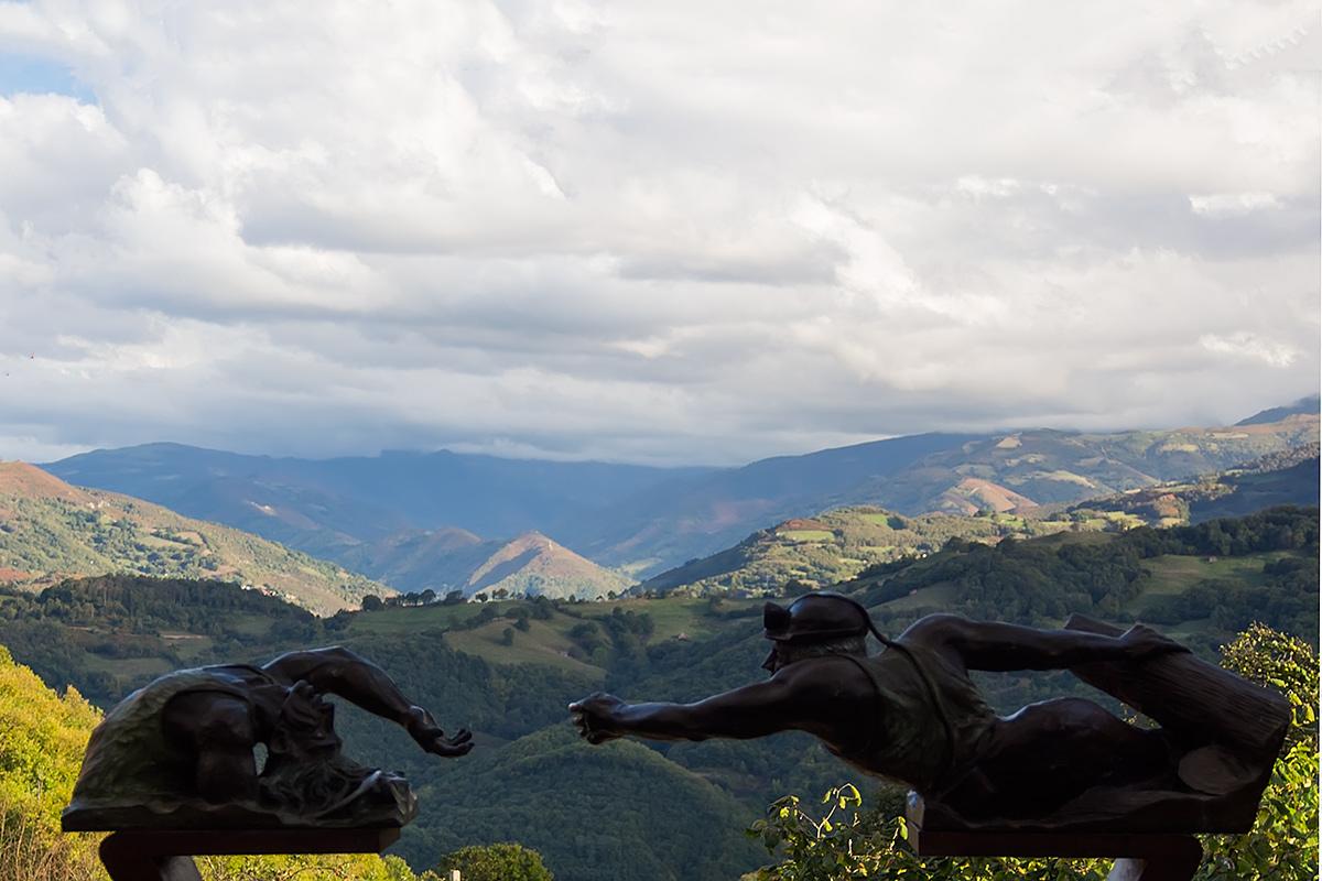 Vistas desde Miruxeo (Fot. Carlos Salvo - AF Semeya)