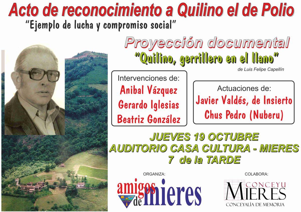 cartel web acto homenaje Quilino Polio