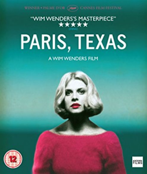paris y texas, cine v.o