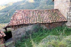 Tejado Casa arcaica