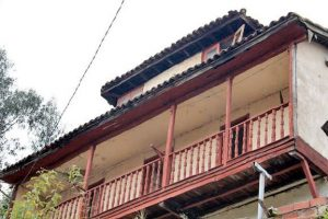 Balcón Casa de corredor