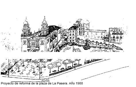 Proyecto de reforma de la plaza