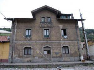 Antigua Estación del Ferrocarril del Norte