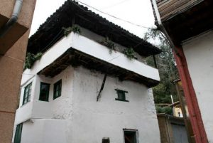 Lateral Casa de corredor