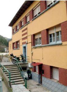 Escaleras Economato y oficinas de Ortiz Sobrinos