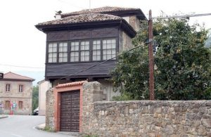 Exteriores Casa de Juan Íbero