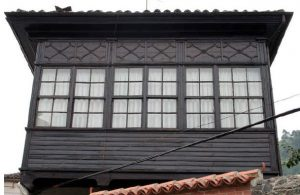 Ventanal Casa de Juan Íbero