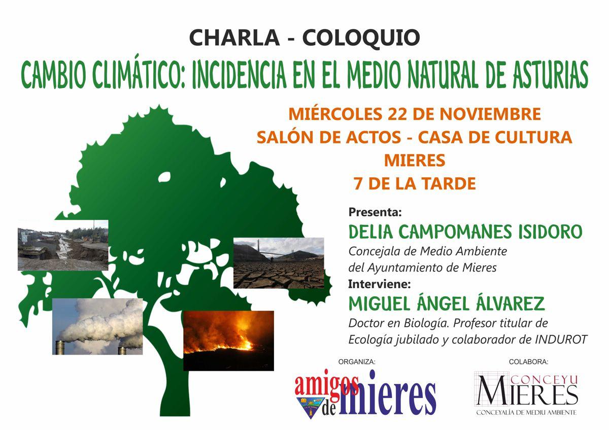 CARTEL web CAMBIO CLIMATICO asturias