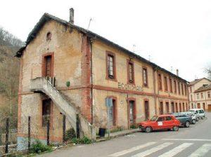 Economato y viviendas IV