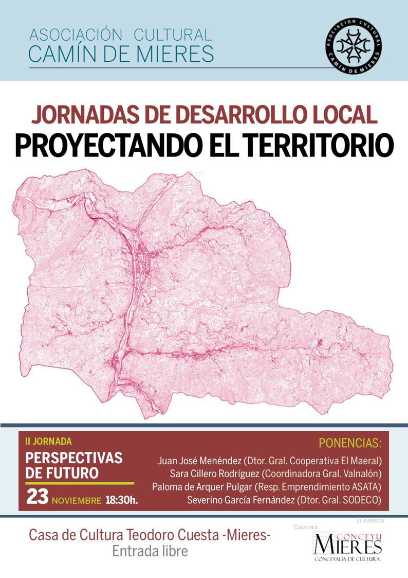 Cartel web Jornadas de desarrollo local 2017 jornada2
