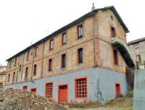 Economato y viviendas II