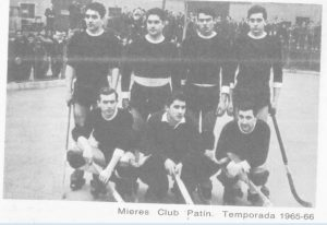 Patín Mieres