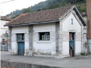 Almacén de la Estación de Santuyano