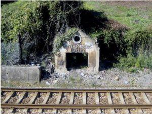 Detalle de la Estación de Santuyano