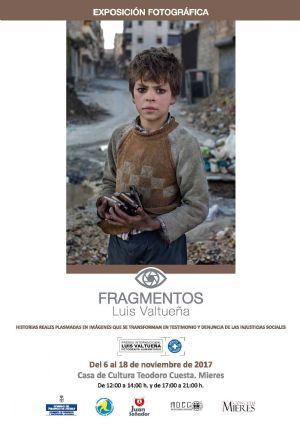fragmentos Luis valtueña exposicion