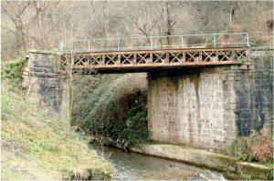 puente de carga, paso inferior y puente del grupo inferior del grupo san benigno