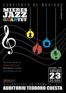 cartel web mieres jazz quartet 2017