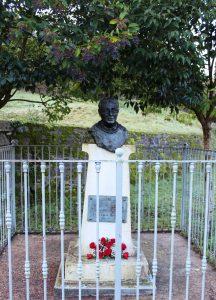 Busto a Marcelino Escudero