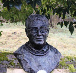 Detalle Busto a Marcelino Escudero