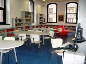 Biblioteca de Mieres