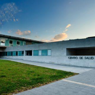 Centro de Salud Mieres Sur (Fot. Carlos Salvo - AF Semeya)