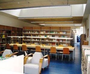 Sala de Lectura Biblioteca Pública de Mieres