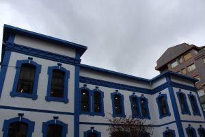 Casa de la cultura Teodoro Cuesta