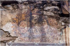 02-Pinturas murales El Llugarin-Segunda escena La Piedad