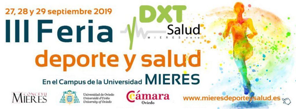 Banner Web Feria Deporte Salud 2019