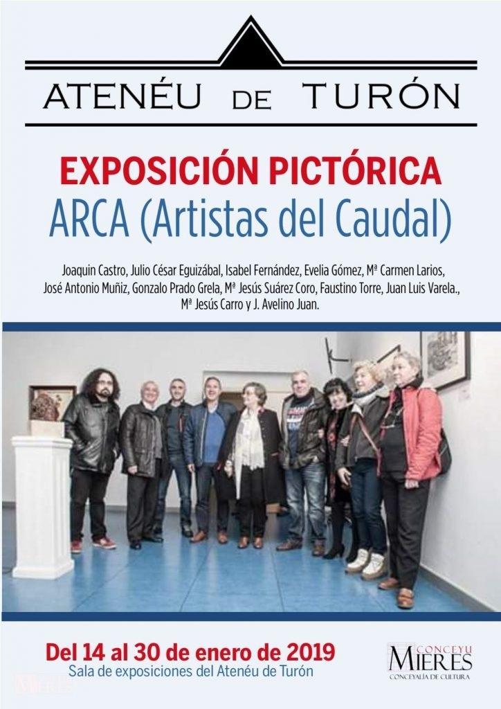 Cartel ARCA Turon 2018
