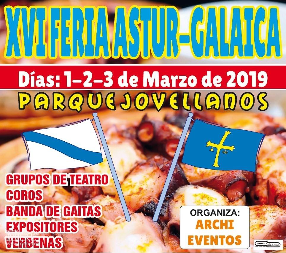 Cartel Web Feria Asturgalaica Mieres 2019