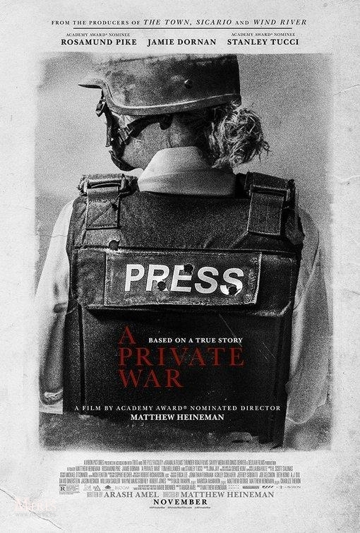 Cine En Vo A Private War