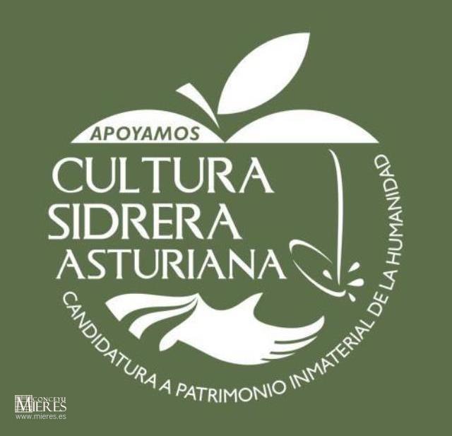 Logo Apoyo Cultura Sidrera Asturiana