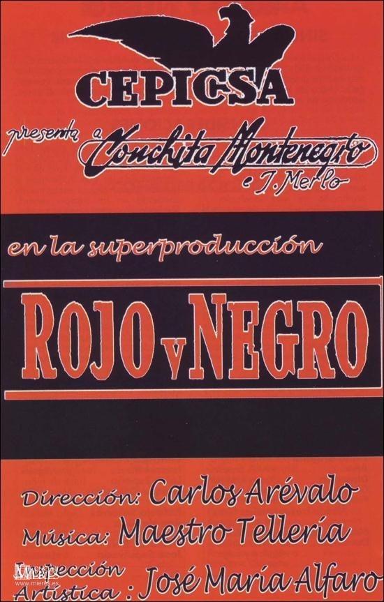 Mierescine Rojo Negro 1942