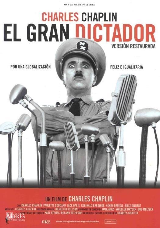 Mierescine El Gran Dictador