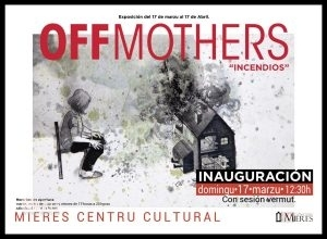 Cartel Web Exposición Offmothers