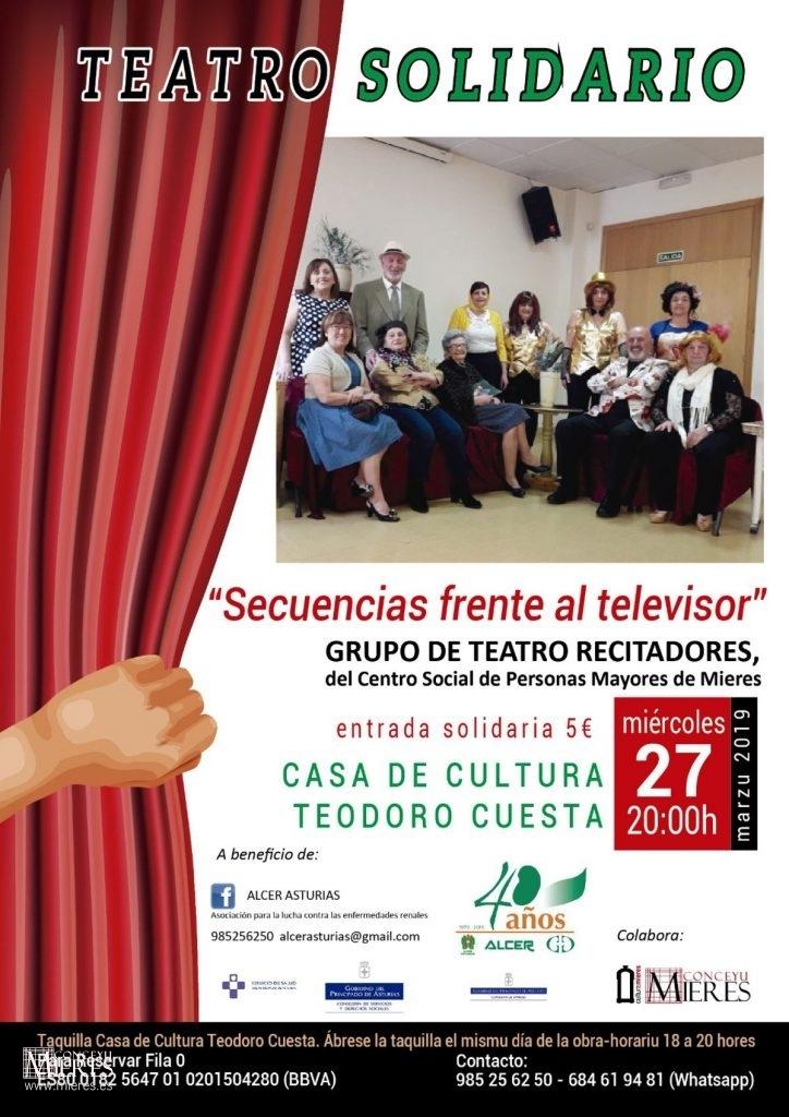 Cartel Web Teatro Recitadores Marzo 2019