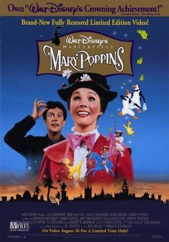 CINE INFANTIL ATENEU Mary Poppins