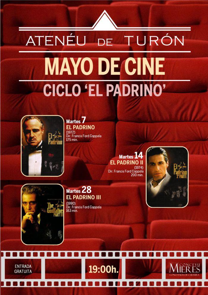 Cartel Web Cine Turón 201905