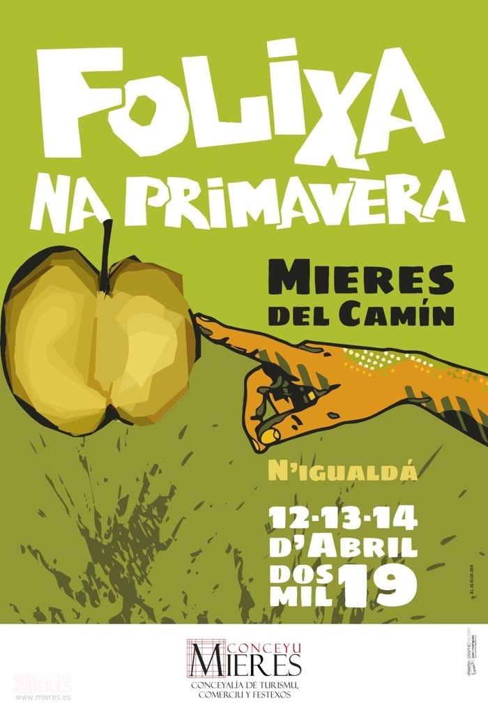Folixa Na Primavera 2019 Cartel Web