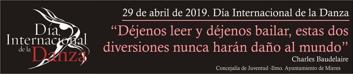 Banner Dia Internacional Danza 2019 Dia 2