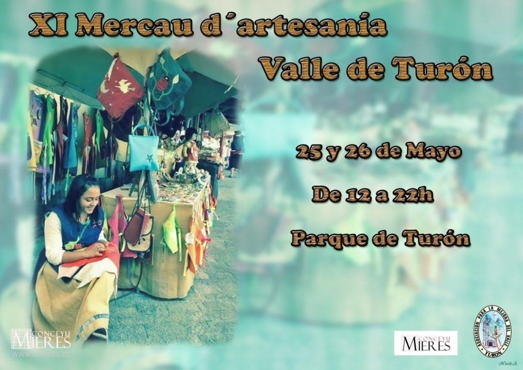 Cartel Web Mercau Artesania Valle De Turon 2019