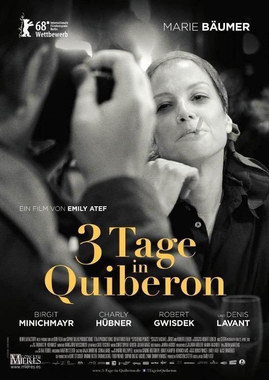 Cine En Vo Tage In Quiberon