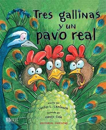 Tardes Con Leo Tres Gallinas Pavo Real