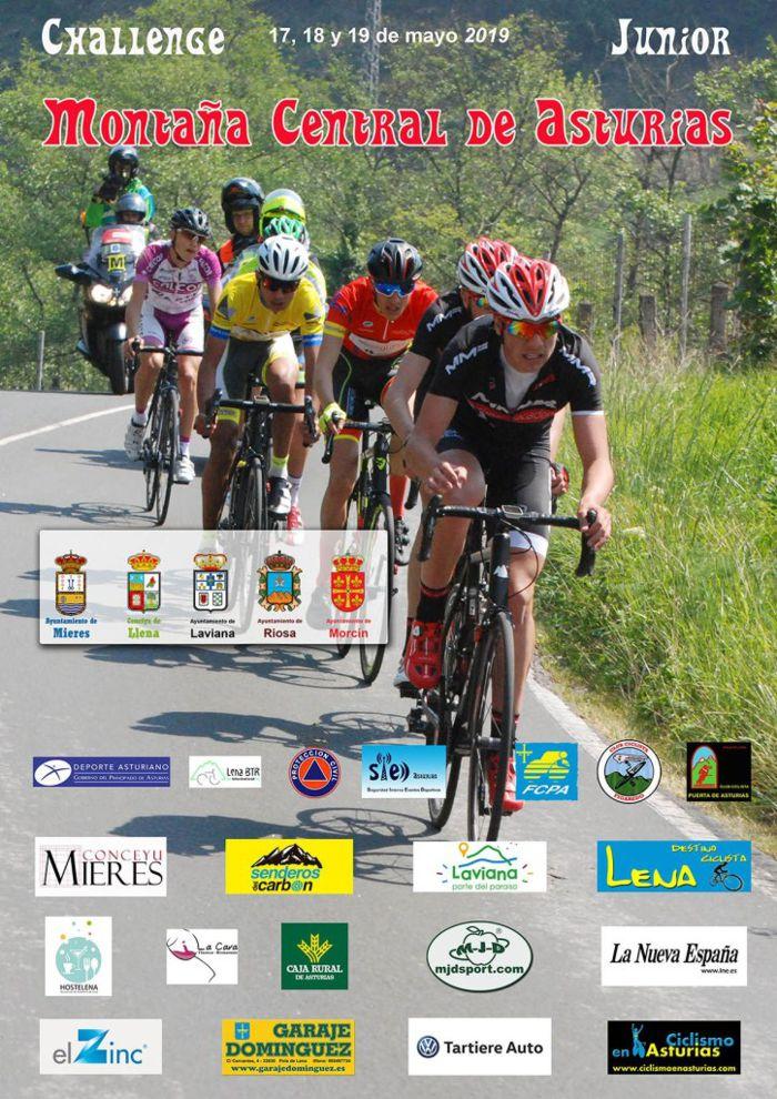 Cartel Web Challenge Montaña Central 2019