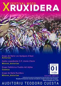 Cartel Web Festival Ruxidera 2019