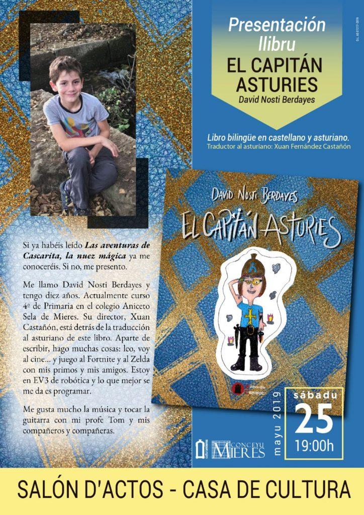 Presentacion Libro Capitan Asturies