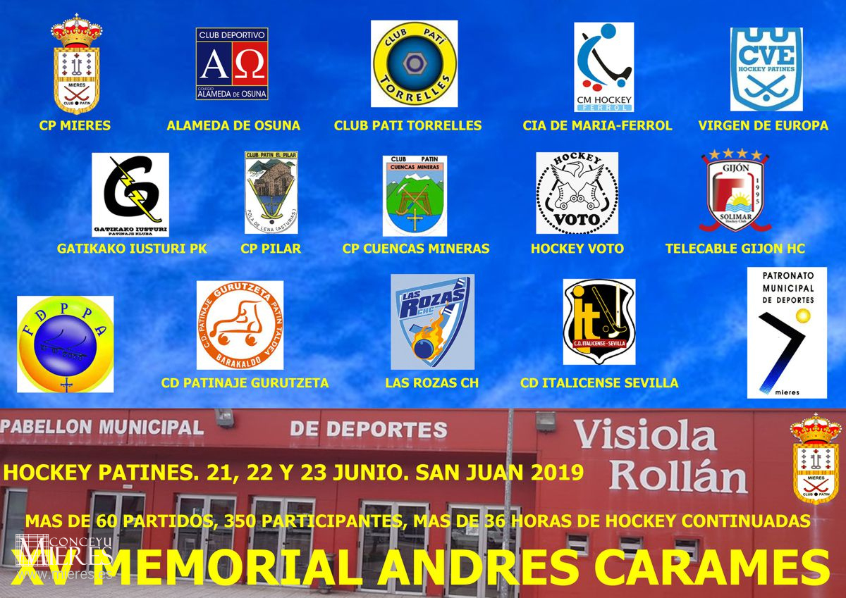 CARTEL Web Hockey TORNEO SAN JUAN